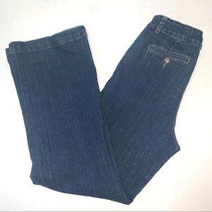 Bandolino Jeans - Bandolino Blu wide leg jean trouser